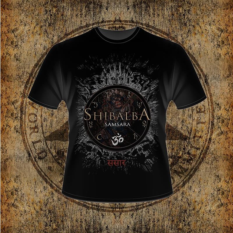 Shibalba - Samsara - T-Shirt