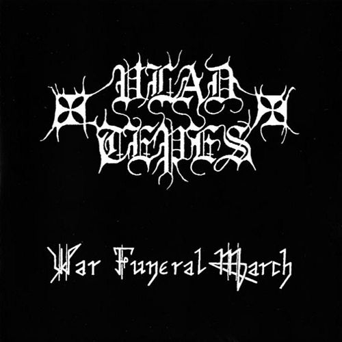 Vlad Tepes - War Funeral March - CD