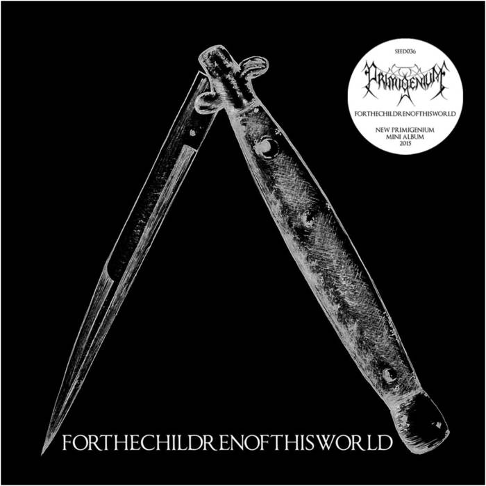 Primigenium - For the Children of This World - Digifile-MCD