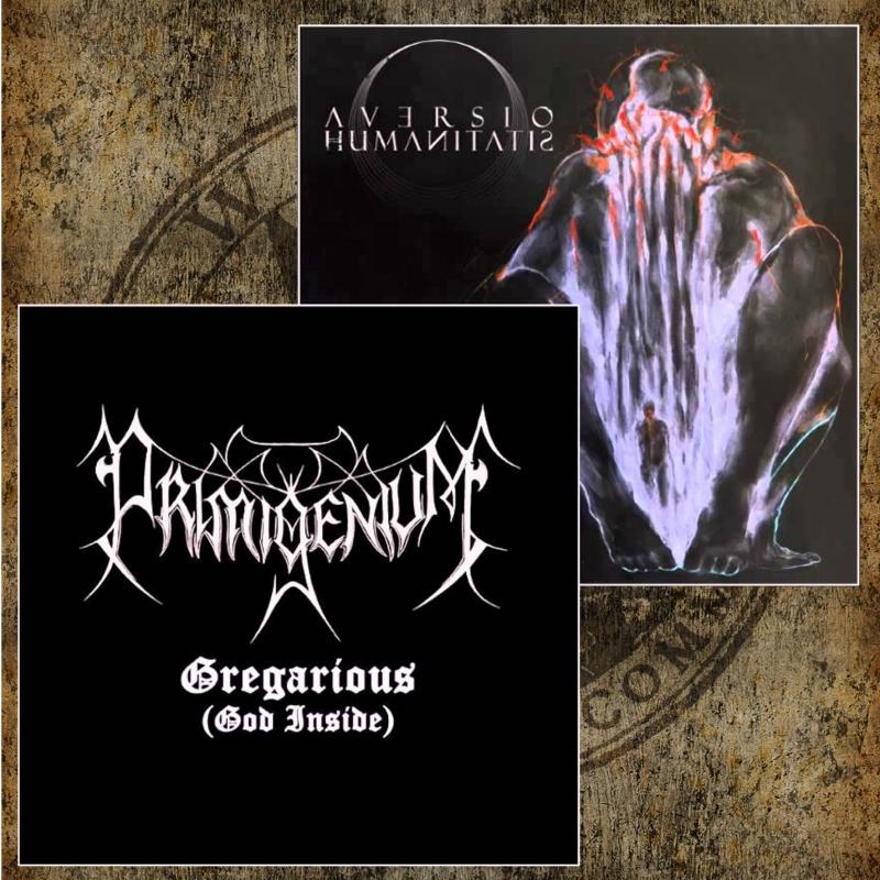 Primigenium / Aversio Humanitatis - Split-EP