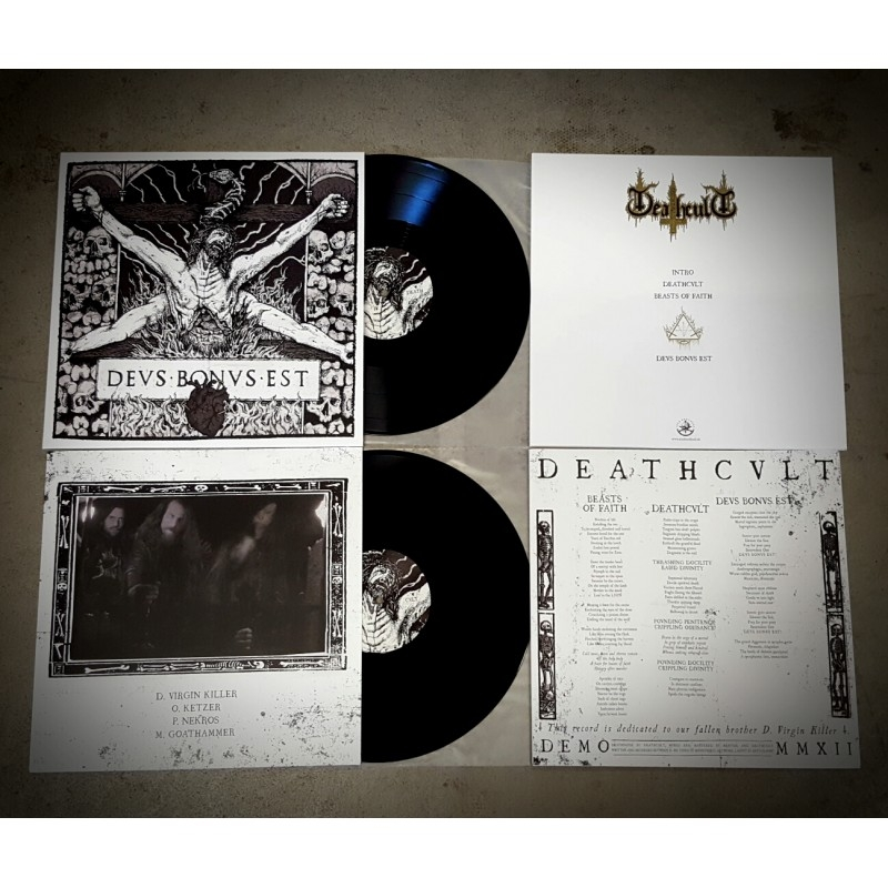 Deathcult - Demo MMXII - MLP