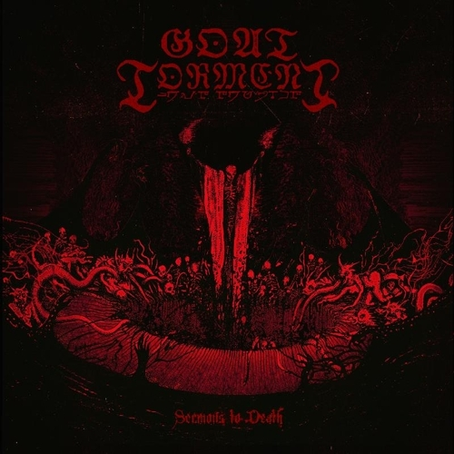 Goat Torment - Sermons to Death - LP