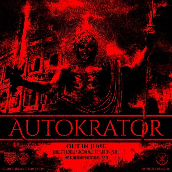 Autokrator - Autokrator - CD