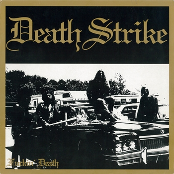 Death Strike - Fuckin Death - CD