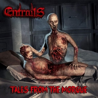 Entrails - Tales from the Morgue - CD