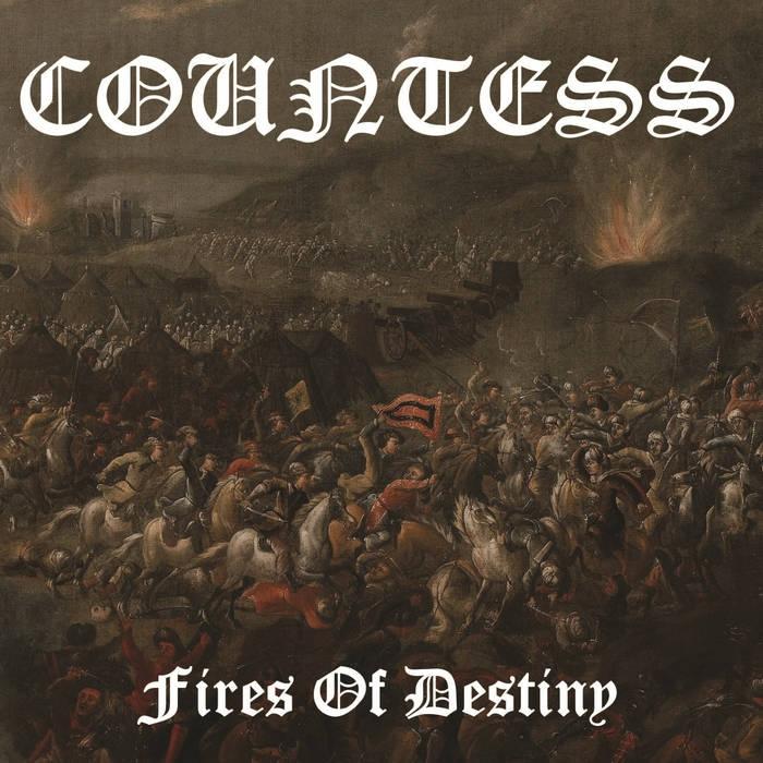 Countess - Fires of Destiny - DigiCD