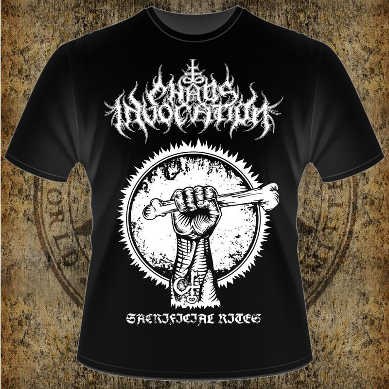 Chaos Invocation - Sacrificial Rites - T-Shirt