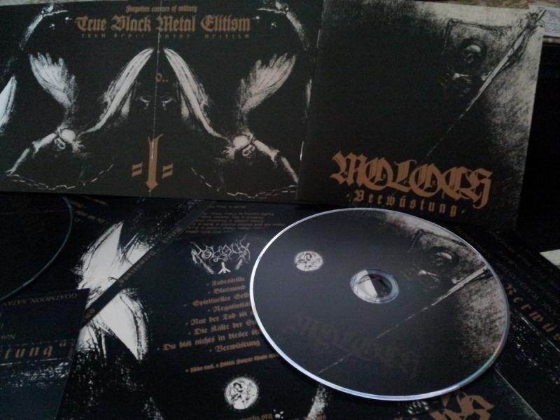 Moloch - Verwüstung - CD
