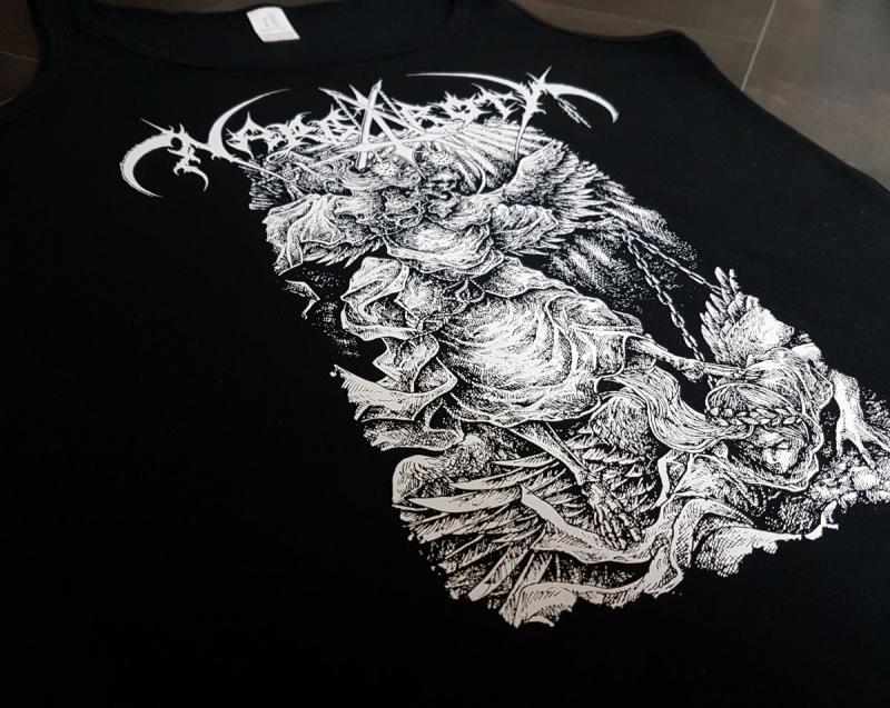 Nargaroth - Anti Human Khaos Order - Girlie-Tank Top