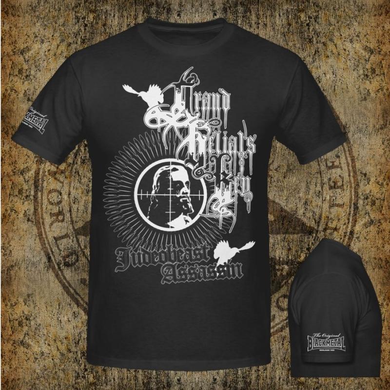 Grand Belials Key - Judeobeast Assassin - T-Shirt
