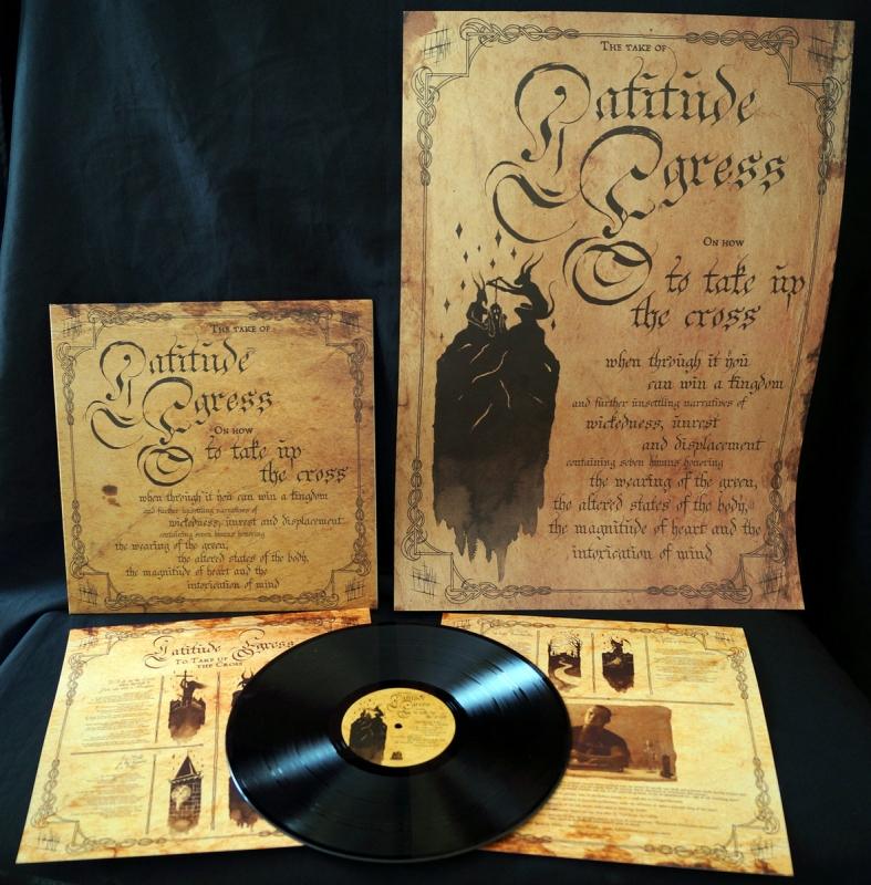 Latitude Egress - To Take Up The Cross - LP