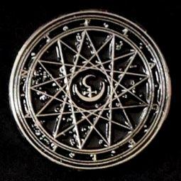Flagellant - Sigil - Metal-PIN