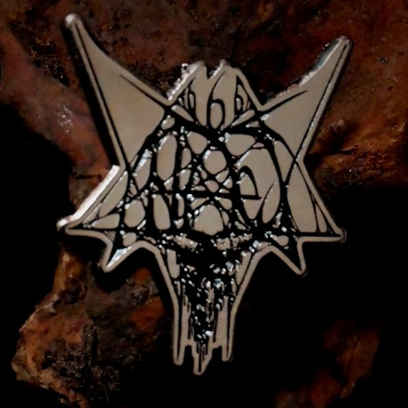 Antaeus - Logo - Metal-PIN