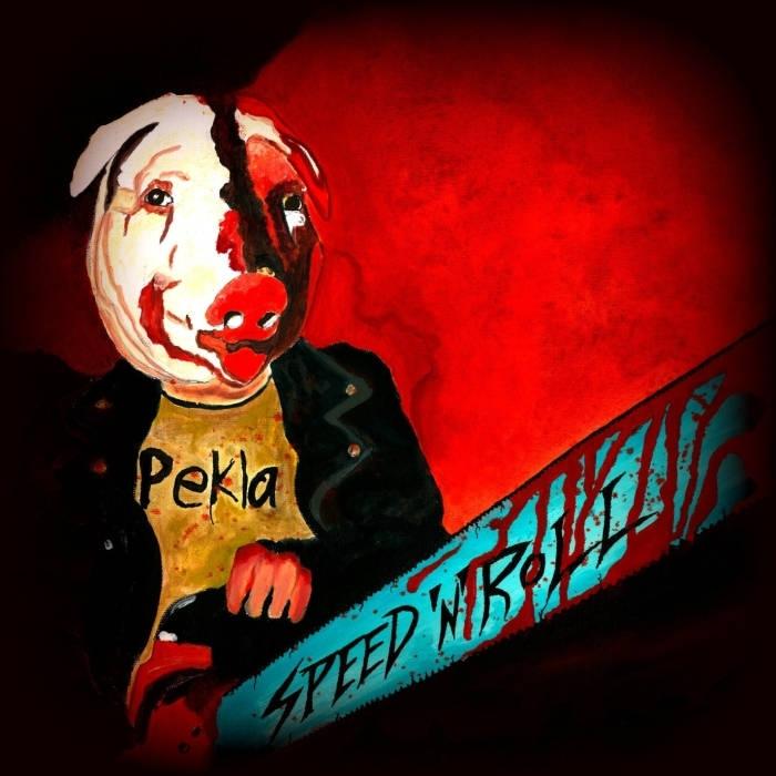 Pekla - SpeednRoll - CD