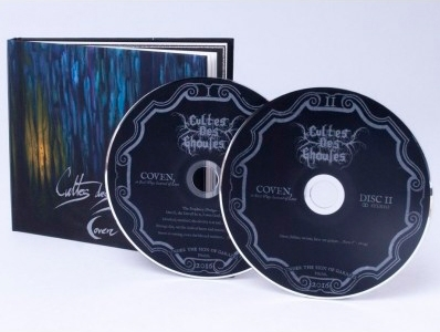 Cultes des Ghoules - Coven - D-CD Digibook