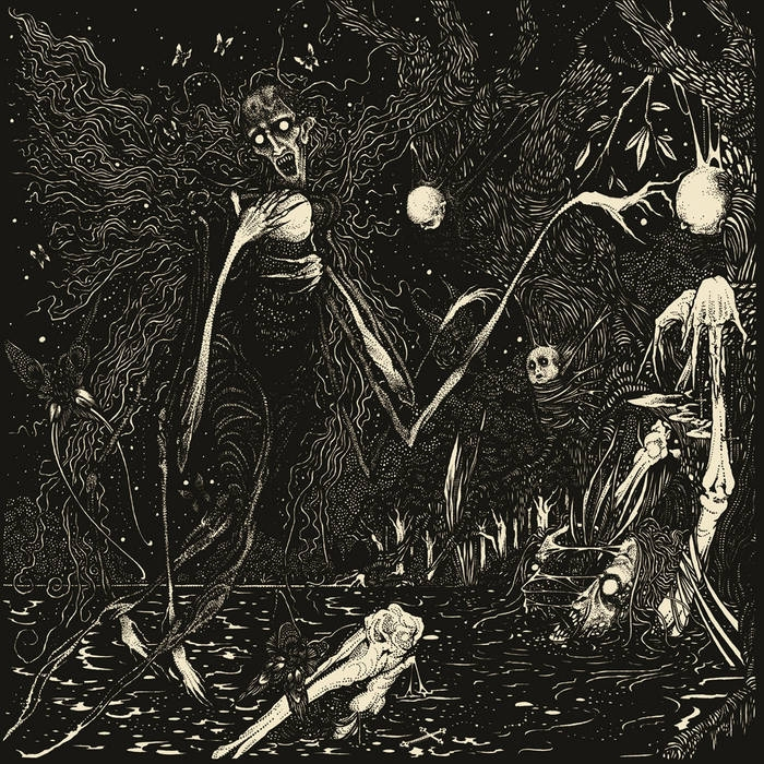 The Wakedead Gathering - Fuscus: Strings of the Black Lyre - CD