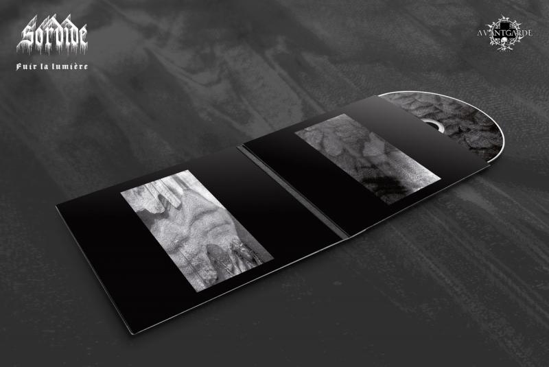 Sordide - Fuir la lumière - Digisleeve-CD