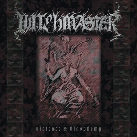 Witchmaster - Violence & Blasphemy - CD