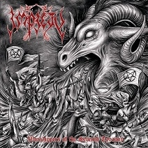 Impiety - Worshippers of the Seventh Tyranny - DigiCD