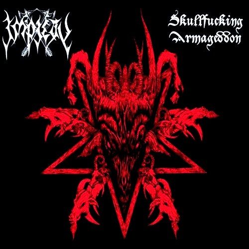 Impiety - Skullfucking Armageddon - DigiCD