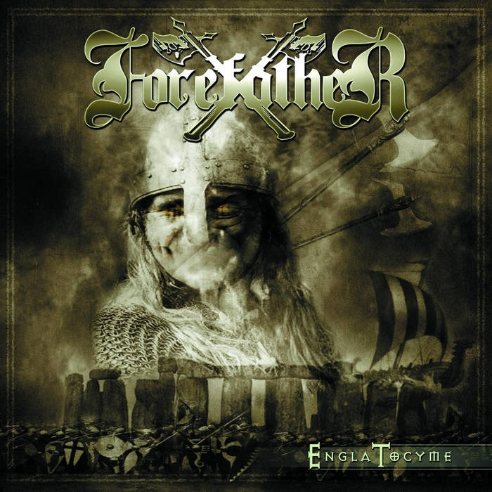 Forefather - Engla tocyme - CD