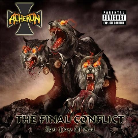 Acheron - The Final Conflict: Last Days of God - CD