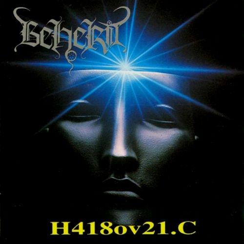 Beherit - H418ov21.C - CD
