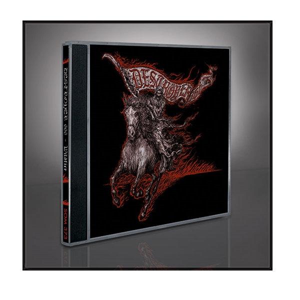 Deströyer 666 - Wildfire - CD