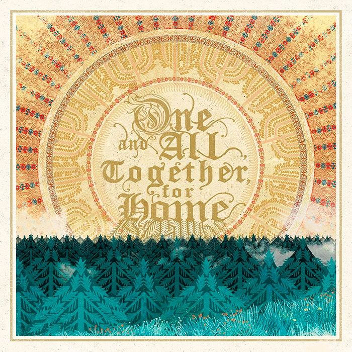 V/A - One And All, Together, For Home - Digi-DCD