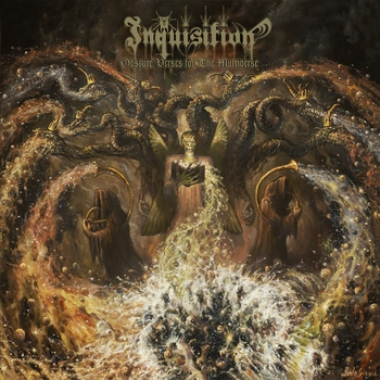 Inquisition - Obscure Verses for the Multiverse - CD