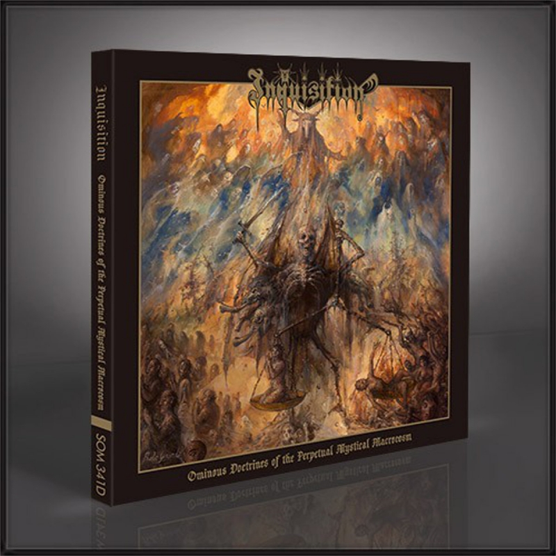 Inquisition - Ominous Doctrines of the Perpetual ... - DigiCD
