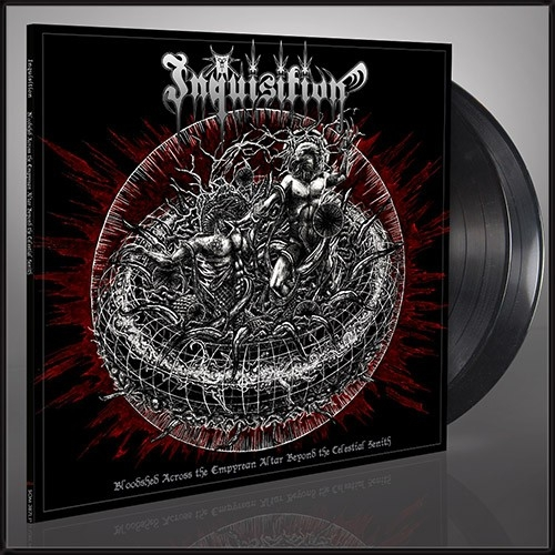Inquisition - Bloodshed Across the Empyrean Altar Beyond...- DLP
