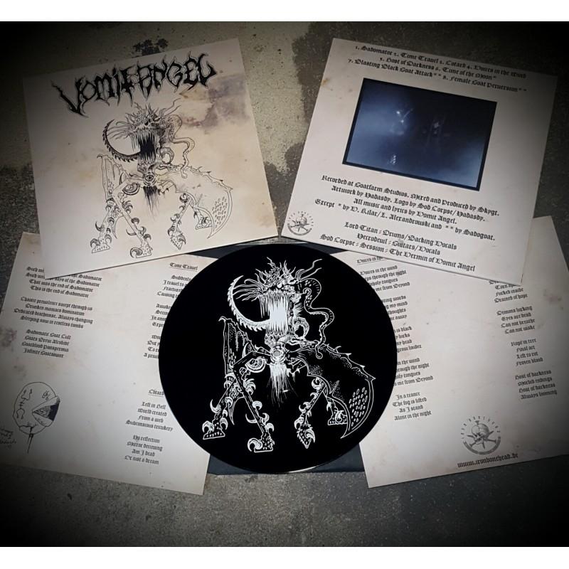 Vomit Angel - Sadomatic Evil - MLP