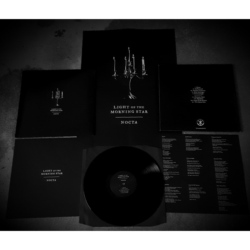 Light Of The Morning Star - Nocta - LP