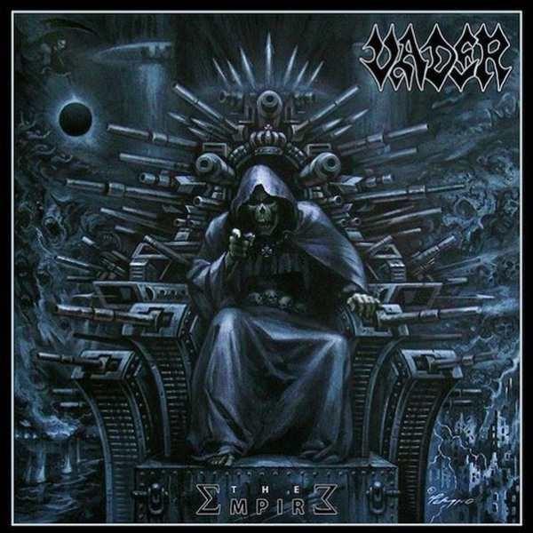 Vader - The Empire - DigiCD