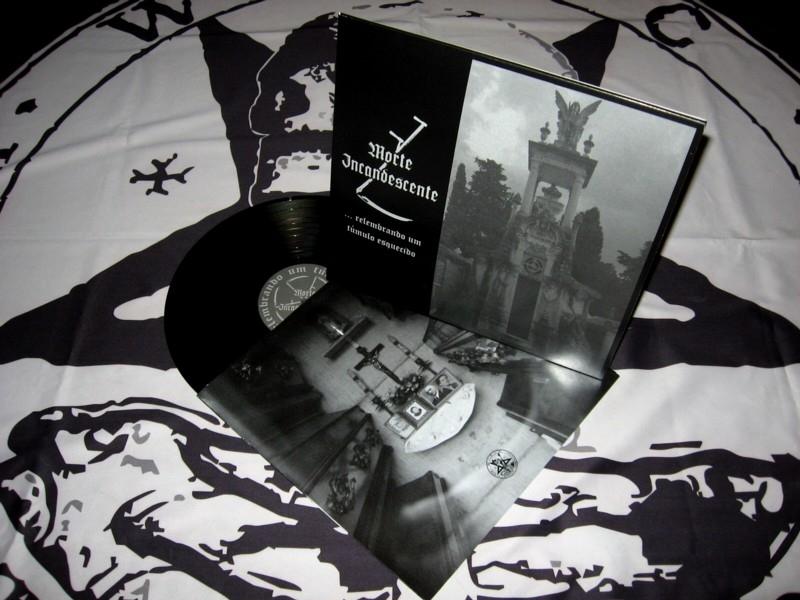 Morte Incandescente - Relembrando um tumulo esquecido - LP