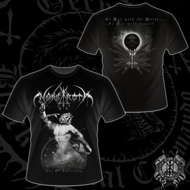 Nargaroth - Era of Threnody - T-Shirt