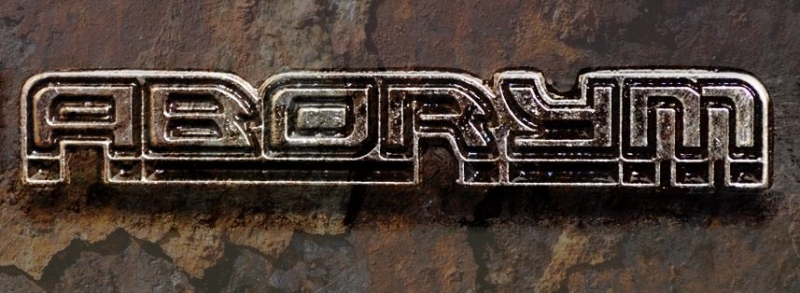 Aborym - Logo - Metal-PIN
