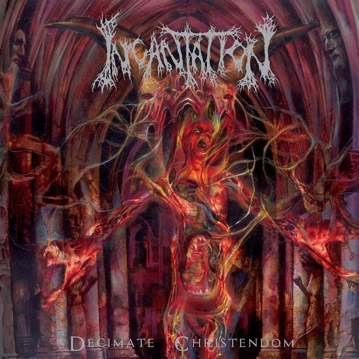 Incantation - Decimate Christendom - LP