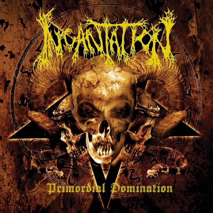 Incantation - Primordial Domination - LP