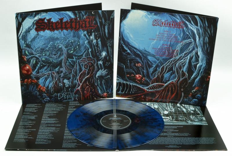 Skelethal - Of The Depths... - LP