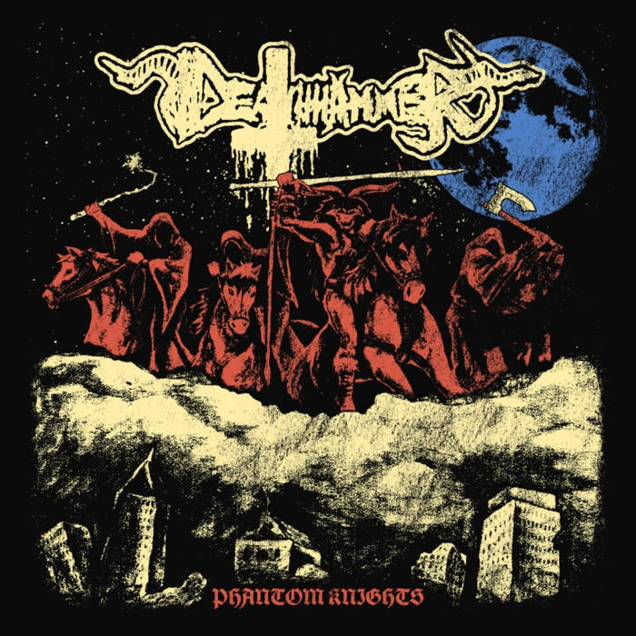 Deathhammer - Phantom Knights - LP