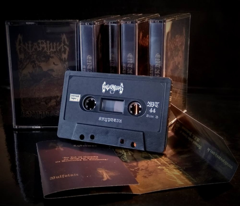 Entartung - Krypteia - Tape
