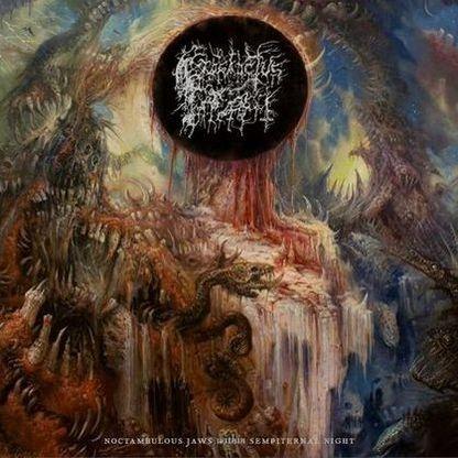 Prosanctus Inferi - Noctambulous Jaws Within... - CD