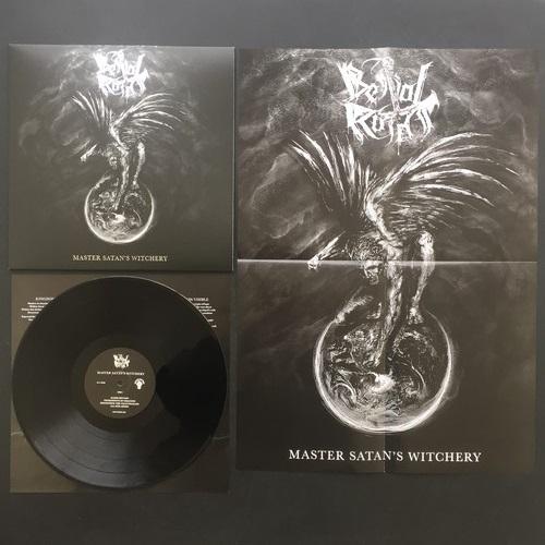 Bestial Raids - Master Satans Witchery - LP