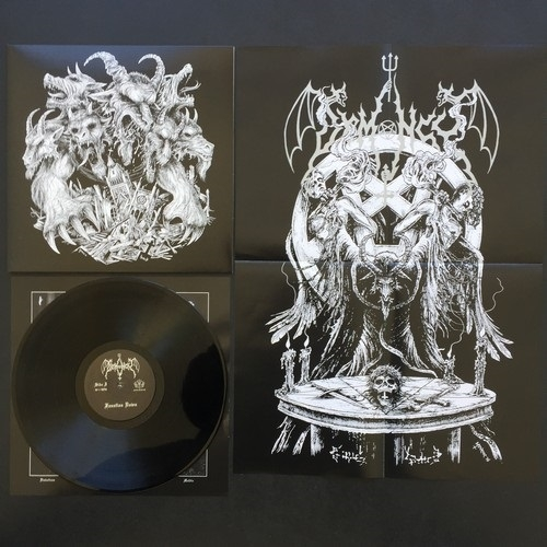 Demoncy - Faustian Dawn - LP