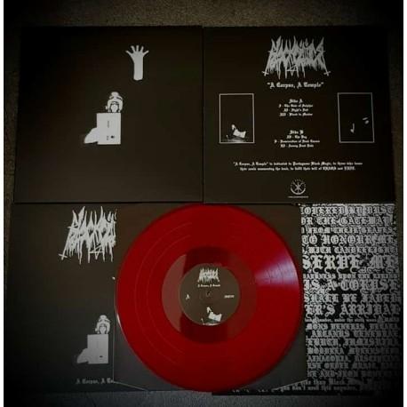 Black Cilice - A Corpse, a Temple - LP