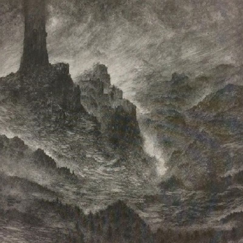 Warloghe - Dark Ages Return - Gatefold LP