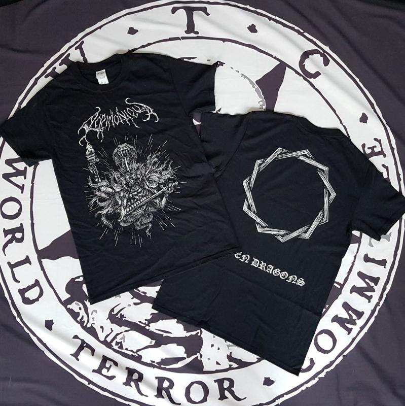 Acrimonious - Incineration Initiator - T-Shirt