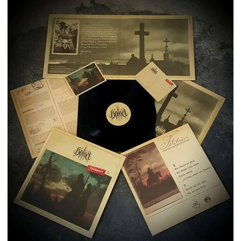 Horn - Feldpost - Gatefold LP